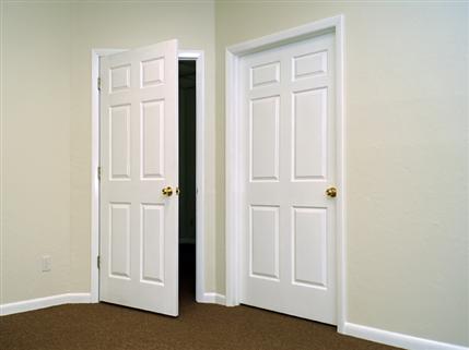 דלתות מעוצבות לבית משודרג